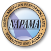 North America Performing Arts Mangers and Agents