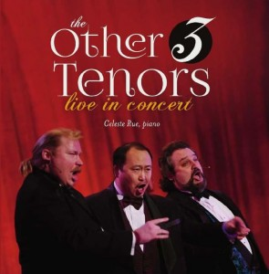 O3T in Concert CD Cover